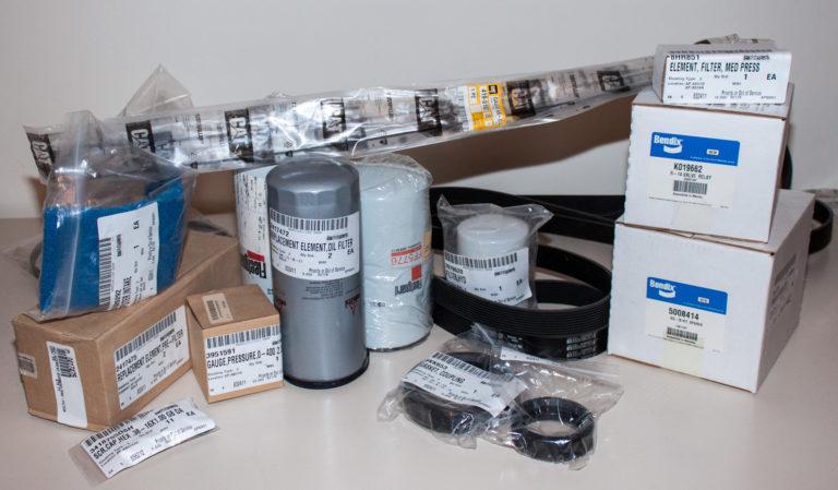 Ersatzteile für URACA, OMSI, Oshkosh und Mercedes-Benz